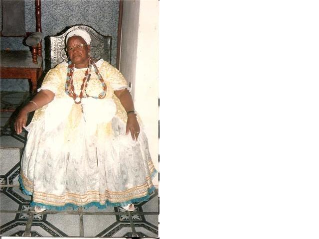 Mãe Alaide de Logunedé (Iylukeran)