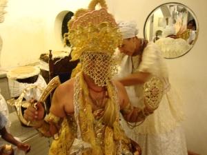 Obá, Festa do Acará. Orossi